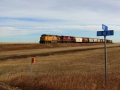 CP Rail Near Pincher Creek Alberta 2015 10 23 IMG_3038