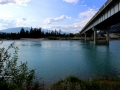 Canal Flats Bridge - Kootenay River. BC - Waters Edge 2015 08 09 IMG_1895