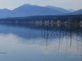Columbia Lake - Soft Reed Reflections 2014 09 22 IMG_2651
