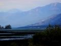 Columbia Lake - SW Corner  White Caps  2013 08 05   IMG_4249