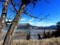 Columbia Lake SW Wetlands and Mt Sabine 2015 02 15 IMG_7982