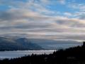 Columbia Lake Horizontal Snow Shadows   IMG_132-3249