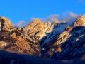 Canadian Rockies - Fairmont Ridge - Late Afternoon Light - 2015 12 19 IMG_4287