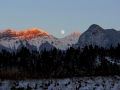 FULL MOON RISING OVER CANADIAN ROCKIES 2014 12 03 IMG_6761