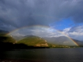 Double Rainbow Viewed From Columere Beach 2015 07 12 IMG_1475