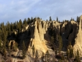 Hoodoo Spires Morning Light 2013 02 03 IMG_0055