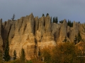 Moody Hoodoos on Overcast October Day 2013 10 01 IMG_5636