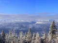 Purcell Mountains Panorama from Fairmont Ski Hill 2014 12 02 Stitch IMGS 6670-73