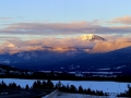 Fairmont Valley January Sunset - Viewed from Coys Hill Hwy 93/95 - 2015 01 13 Stitch IMGS 7383-84