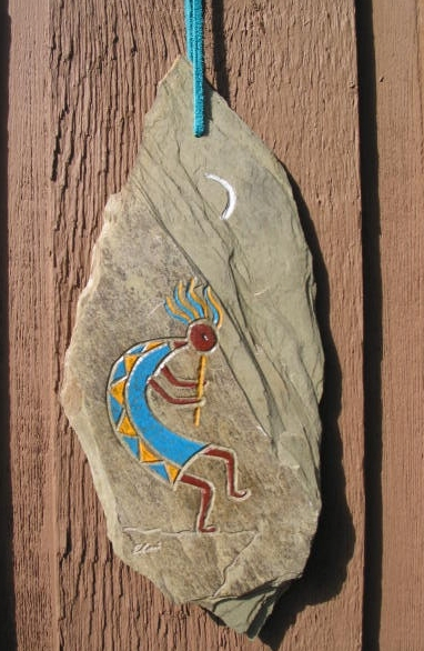 KOKOPELLI'S CRESCENT MOON SERENADE - Kokopelli 150