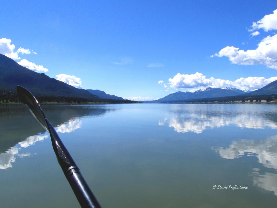 Kayaking Columbia Lake In May 2017 05 26 IMG_9583