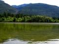 Columbia Lake East Kayakers 2013 08 31 IMG 0243