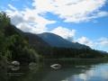 Columbia Lake Provincial Park Shores by Kayak IMG 8648
