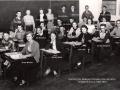 Rockglen Saskatchewan High  - Grades IX & X, 1953 - 1954
