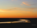 South Saskatchewan River Evening Reflections - North of Gardiner Dam - 2017 09 10 IMG_0682