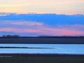 Sunset North of Assiniboia Saskatchewan 2014 05 21 IMG_9783