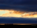 Prairie Sunrise East of Hwy 2 South of Assiniboia 2015 10 12 IMG_2670