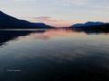 Columbia Lake Red Sunset 2016 08 16 IMG_8961