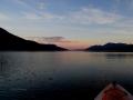Red Sunset Kayaking on Columbia Lake 2016 08 16 IMG_8957