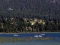 Kite Surfing Action - Columbia Lake 2015 08 23IMG_2204
